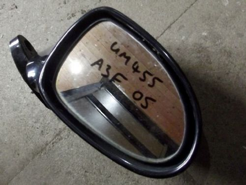Door Mirror, Mazda MX-5 mk2, r/h, A3F Black, manual, right hand, USED 05